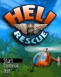 Heli Rescue 176x220 mobile app for free download