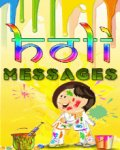 Holi Messages (176x220) mobile app for free download