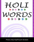 Holi Words mobile app for free download