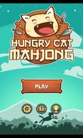 Hungry Cat Mahjong mobile app for free download