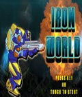 Iron World Free (176x208) mobile app for free download