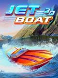 Jet Boat 3d 240x400 mobile app for free download