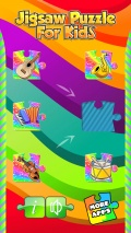 Jigsaw Puzzle for Kids mobile app for free download