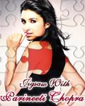 Jigsaw with Parineeti Chopra (176x220) mobile app for free download