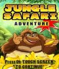 Jungle Safari Adventure   Free (176x208) mobile app for free download