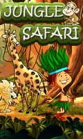 Jungle safari (240x400) mobile app for free download