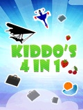 Kiddo's 4 in 1 mobile app for free download
