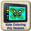 Kids Coloring Pro Version mobile app for free download