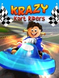 Krazy kart riders mobile app for free download