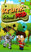 Krunk Gone Mad FREE(240x400) mobile app for free download