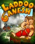 Laddoo Ganesh 128x160 mobile app for free download
