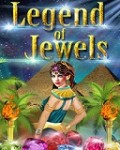 Legend of Jewels 128x160 mobile app for free download