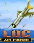 Loc Air Force 176x220 mobile app for free download