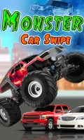 MONSTER CAR SWIPE mobile app for free download