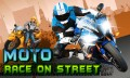 MOTO RACE ON STREET mobile app for free download