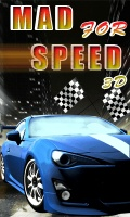Mad For Speed 3D  Free (240x400) mobile app for free download