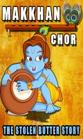 Makkhan Chor   Free Game (240x400) mobile app for free download