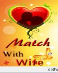 Match With Wife (176x220) mobile app for free download
