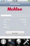 Mcafee virusscan v1 mobile app for free download