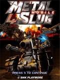 Metal Slug 4 mobile app for free download