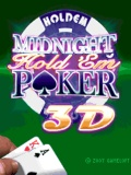 Midnight Hold\'em Poker 3D mobile app for free download