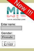 Miz chat mobile app for free download