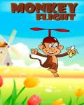 Monkey Flight (176x220) mobile app for free download