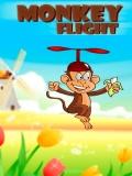 Monkey Flight (240x320) mobile app for free download