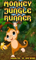 Monkey Jungle Run mobile app for free download