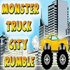 Monster Truck City Rumble mobile app for free download