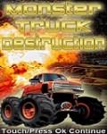 Monster Truck Destruction mobile app for free download