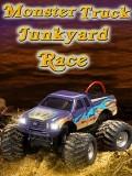 Monster Truck Junk Yard Race mobile app for free download