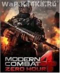 Morden Combat 4 mobile app for free download