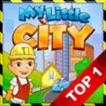 My Little City (128x128) mobile app for free download