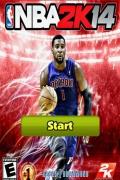 NBA 2K14 Games mobile app for free download
