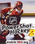 NHL Powershot Hockey 2 mobile app for free download