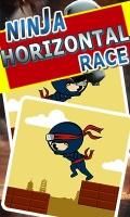 NINJA HORIZONTAL RACE mobile app for free download