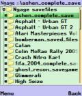 N Gage savefiles mobile app for free download