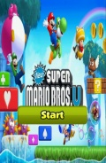 New Super Mario Bros U Games