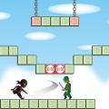 NinjaDash 240x400 mobile app for free download