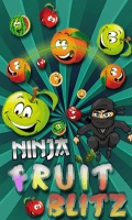Ninja Fruit Blitz  Free (240x400) mobile app for free download