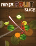 Ninja Fruit Slice  Free (176x220) mobile app for free download
