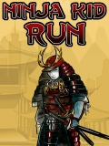 Ninja Kid Run  Free (240x320) mobile app for free download