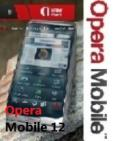 Opera Mobile v12 mobile app for free download