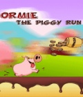 Ormie The Piggy Run  Free (176x208) mobile app for free download