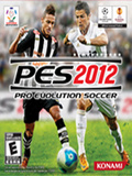 PES 2012 mobile app for free download