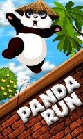 Panda Run   Free (240 x 400) mobile app for free download