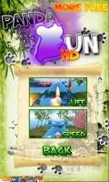 Panda run mobile app for free download