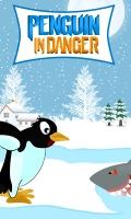 Penguin in danger   Free (240x400) mobile app for free download
