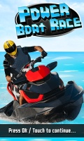 Power Boat Race   Free mobile app for free download